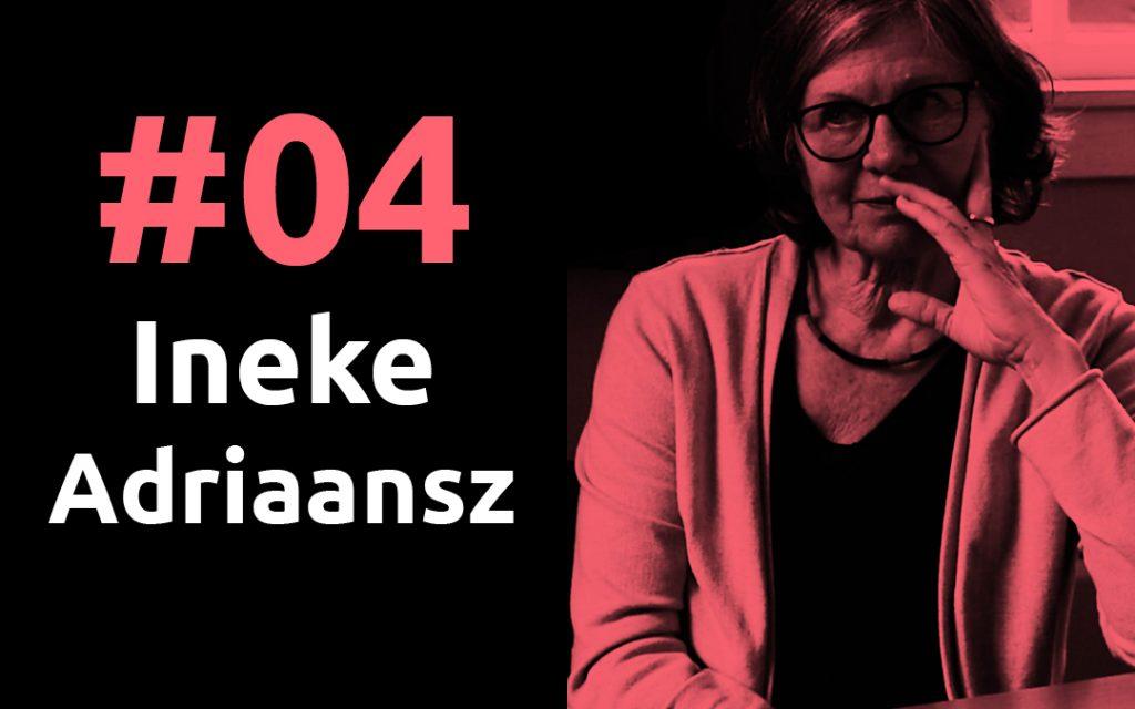 #04 voorganger van de Vrijzinnige Geloofsgemeenschap Heerde, Ineke Adriaansz, Pr8stijl Podcast