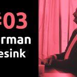 #03 oprichter van de Structura-Groep en docent aan de Structura Academie, Herman Gesink, Pr8stijl Podcast