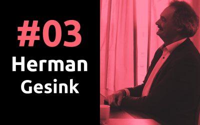 #03 Oprichter van de Structura-Groep, Herman Gesink, Pr8stijl Podcast