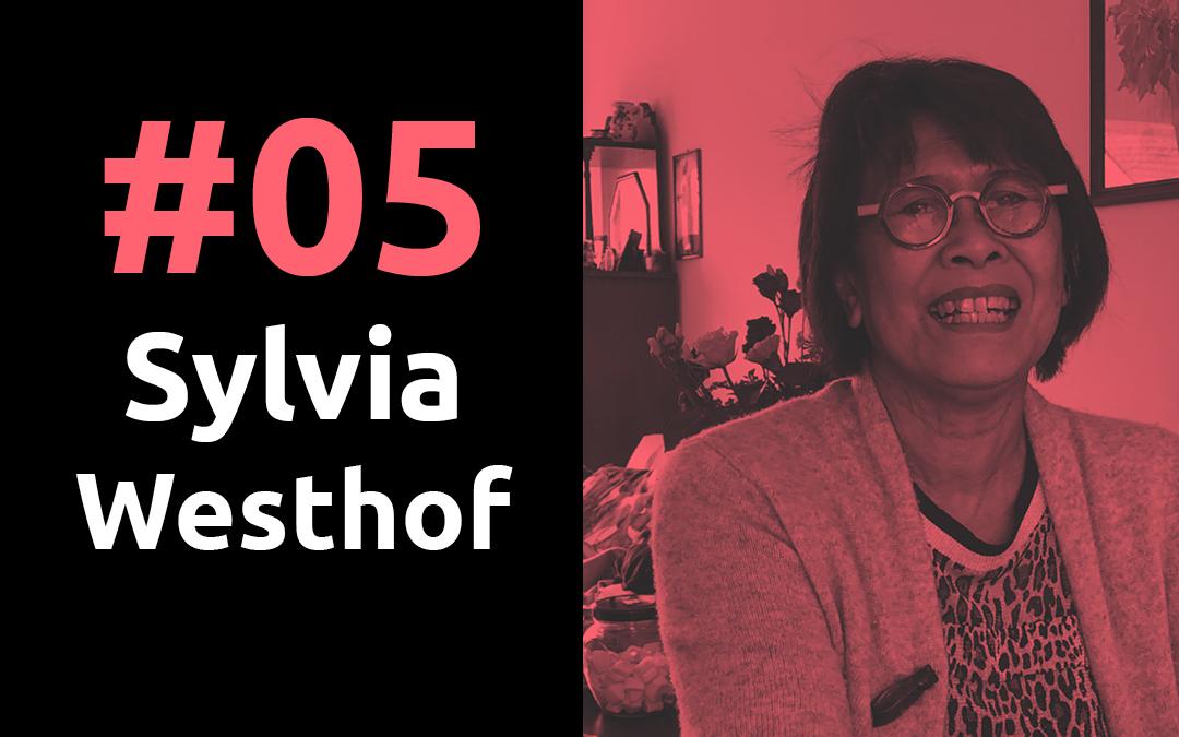 #05 Ex-corona patiënt, Sylvia Westhof, Pr8stijl Podcast