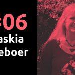 #06 Kruidenvrouw, Saskia Nieboer, Pr8stijl Podcast