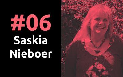 #06  Pr8stijl Podcast met Kruidenvrouw, Saskia Nieboer