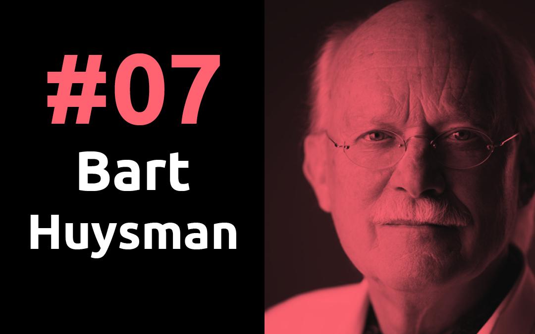 #07 Kunstenaar, Bart Huysman, Pr8stijl Podcast